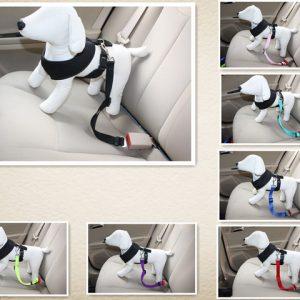 Поводок ремень для собак в автомобиль